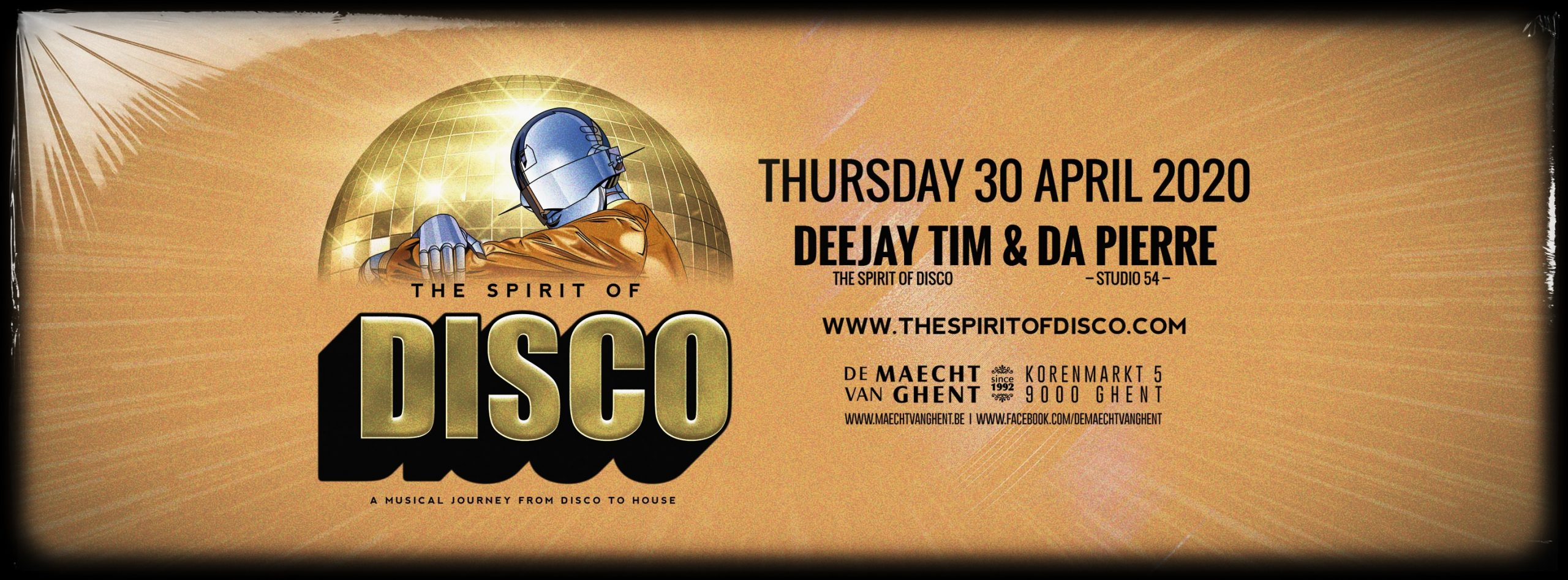 The Spirit of Disco